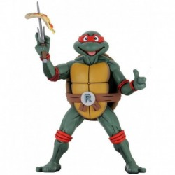 Figura NECA Teenage Mutant Ninja Turtles Quarter Scale Rapha (Importación USA)