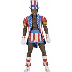 Figura NECA Rocky 40Th Anniversary Scale Action Figure Serie (Importación USA)