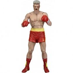 Figura NECA Rocky 40Th Anniversary Series 2 Drago Scale 1 (Importación USA)