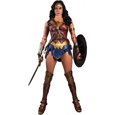 Figura NECA Wonder Mujer 2017 - 1/4 Scale Action Figure (Importación USA)