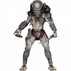 "Figura NECA Scale Series 16 Ghost Predator Action Figure 7"" (Importación USA)"