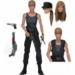 Figura NECA Terminator 2 Ultimate Sarah Connor Action Figure (Importación USA)