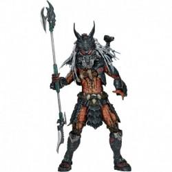 Figura NECA Predator Scale Deluxe Clan Leader Action Figure (Importación USA)