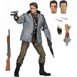 Figura NECA Terminator Scale Ultimate T800 Tech Noir Action (Importación USA)