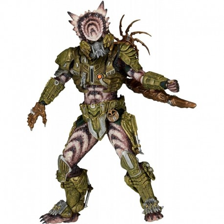 Figura NECA Predator Scale Series 16 Spike Tail Action Figur (Importación USA)