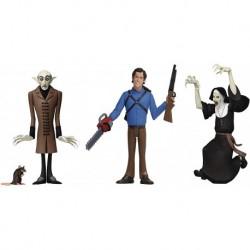 Figura NECA TOONY Terrors Series 3 6IN Action Figures Set (Importación USA)