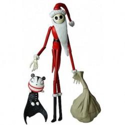 Figura NECA Nightmare Before Christmas Santa Jack Skellingto (Importación USA)