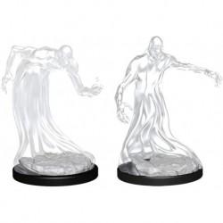 Figura NECA D&D Nolzurs Marvelous Upainted Miniatures Wa 3 (Importación USA)