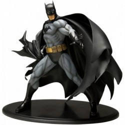 Figura Kotobukiya ARTFX Batman Black Costume Version 1/6 sca (Importación USA)