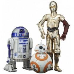 Figura Kotobukiya ARTFX Star Wars The Force Awakens Movie C- (Importación USA)