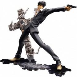 Figura Kotobukiya ARTFX J Movie Version Trigun Badlands Rumb (Importación USA)