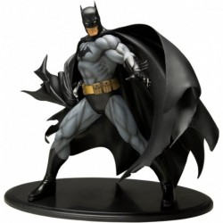 Figura Kotobukiya Batman ArtFX Statue Black Costume Version (Importación USA)