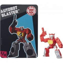 Figura Transformers Robots in Disguise Tiny Titans Series 5 (Importación USA)