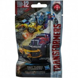 Figura Transformers The Last Knight Tiny Turbo Changers Seri (Importación USA)