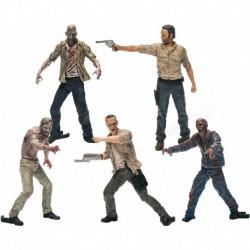 Figura Mcfarlane Toys Building Sets The Walking Dead TV Figu (Importación USA)