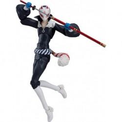 Figura Figma Max Factory Persona 5 Fox Action Figure (Importación USA)