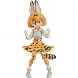 Figura Figma Max Factory Kemono Friends Serval Action Figure (Importación USA)