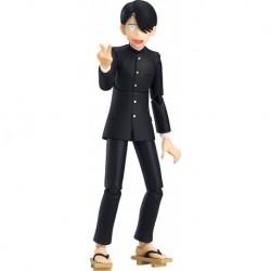 Figura Figma Max Factory Kyukyoku Chojin R Ichiro Tanaka Act (Importación USA)
