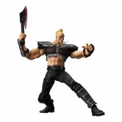 Figura Revoltech Kaiyodo Legacy of Fist The North Star Bakur (Importación USA)