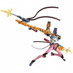Figura Revoltech Kaiyodo Evangelion Evolution EV-018 Custom (Importación USA)