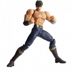 Figura Revoltech Kaiyodo Fist of The North Star LR-039 Final (Importación USA)