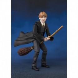 Figura Bandai Harry Potter and The Sorcerer's Stone Ron Weas (Importación USA)