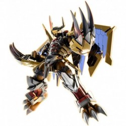 Figura Bandai Digimon Wargreymon Amplified Spirits Figure-Ri (Importación USA)