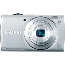 Cámara Digital Canon PowerShot A2600 IS 16.0 MP 5x Optical Z (Importación USA)