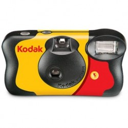 Cámara Digital Kodak FunSaver 35mm Single Use (Importación USA)