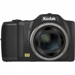 "Cámara Digital Kodak 16 Friendly Zoom Fz152 3"" LCD Black FZ1 (Importación USA)"