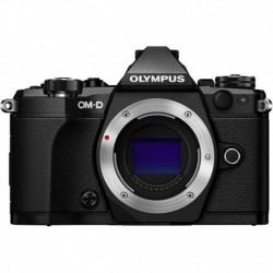 Cámara Digital Olympus OM-D E-M5 Mark II Black Body Only (Importación USA)