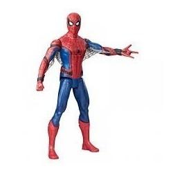Spiderman Electrónico Mueve Ojos 12 Frases Español B9693 (Entrega Inmediata)