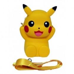 Bolso Pikachu Goma Pokemon - Para Dama (Entrega Inmediata)