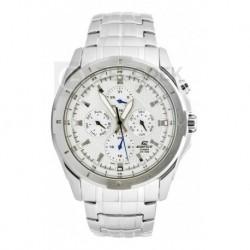 Reloj Casio Ef 328d Multiaguja Hombre 100% Original Garantia (Entrega Inmediata)