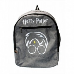 Maleta Morral Harry Potter Para Niño O Adulto - Anime (Entrega Inmediata)