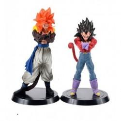 Gogeta Super Saiyan 21 Cm Figura Fusión Goku Y Vegeta (Entrega Inmediata)