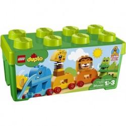 Lego Duplo Mi Primera Caja De Animalitos Lego - 10863 (Entrega Inmediata)