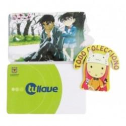 Tarjeta Trasporte Sticker Anime Detective Conan No.2 (Entrega Inmediata)