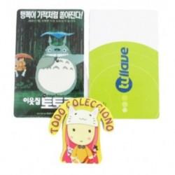 Tarjeta Trasporte Sticker Anime Totoro No.5 (Entrega Inmediata)