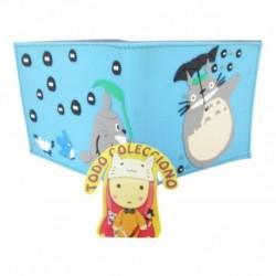 Billetera Anime Totoro Gilbli No.3 (Entrega Inmediata)