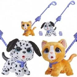 Set Furreal Peealots Perro Y Gato Hace Pipí