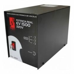 Regulador Electrónico De Voltaje 220v Ev1500 1500 Watts