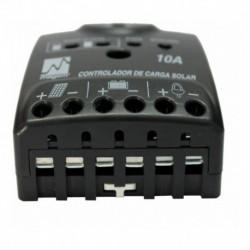 Regulador Controlador De Carga Solar 10a 10 Amperios + Envio