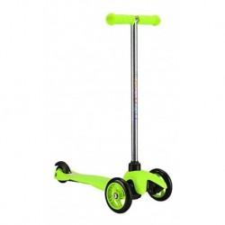 Scooter Color Verde Para Niños Marca Scoop / Resistente (Entrega Inmediata)