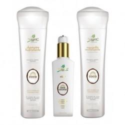 Kit Linea De Coco Naissant Shampoo Masca - mL a $30 (Entrega Inmediata)