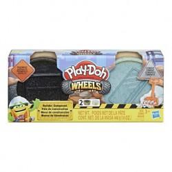 Play Doh Wheels Masa Para Construcción (Entrega Inmediata)