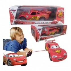 Cars Rayo Mcqueen Juguete Carro Friccion Juguetería (Entrega Inmediata)