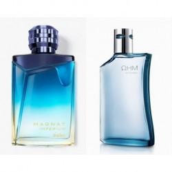 Set Perfumes Magnat Imperium Esika + Ohm Yanbal Hombre (Entrega Inmediata)