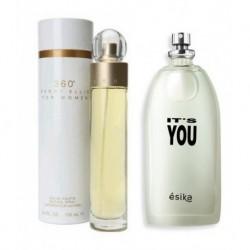 Perfume 360 Perry Ellisdama E Its You Tradicional Esika (Entrega Inmediata)