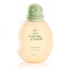 Shampoo Suave Mama Y Bebe Natura Original (Entrega Inmediata)